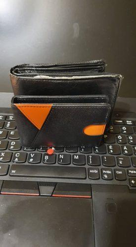RFID pénztárca és kártyatartó photo review